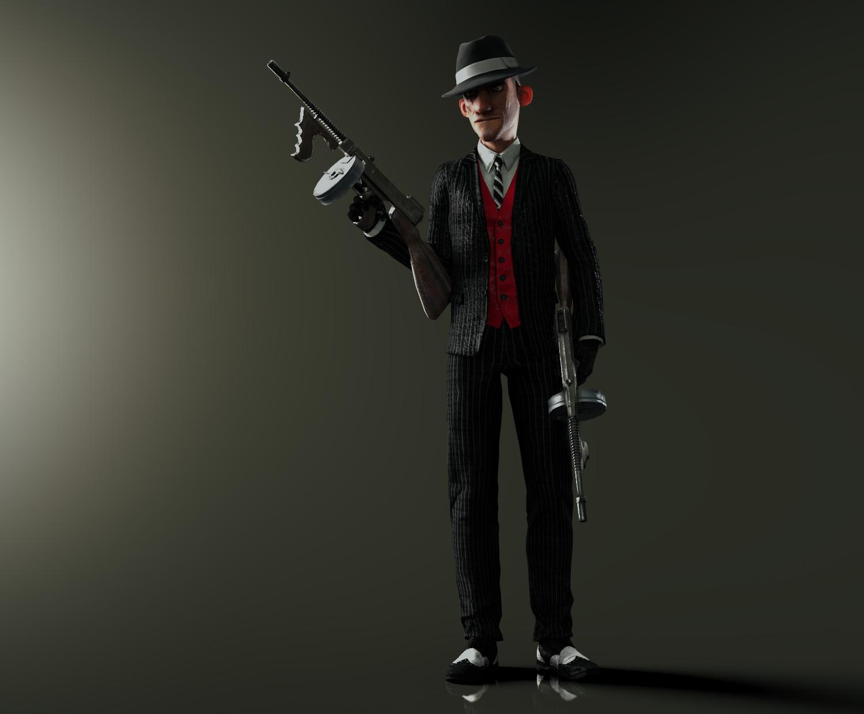 CC3 Gangster