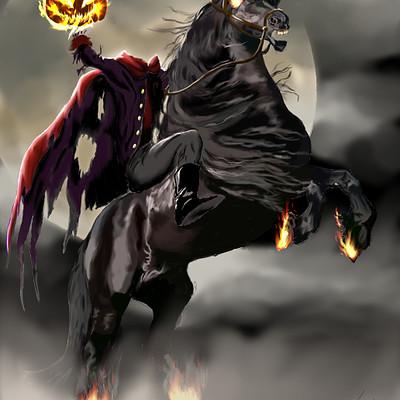 Andre smith headless horseman low rez