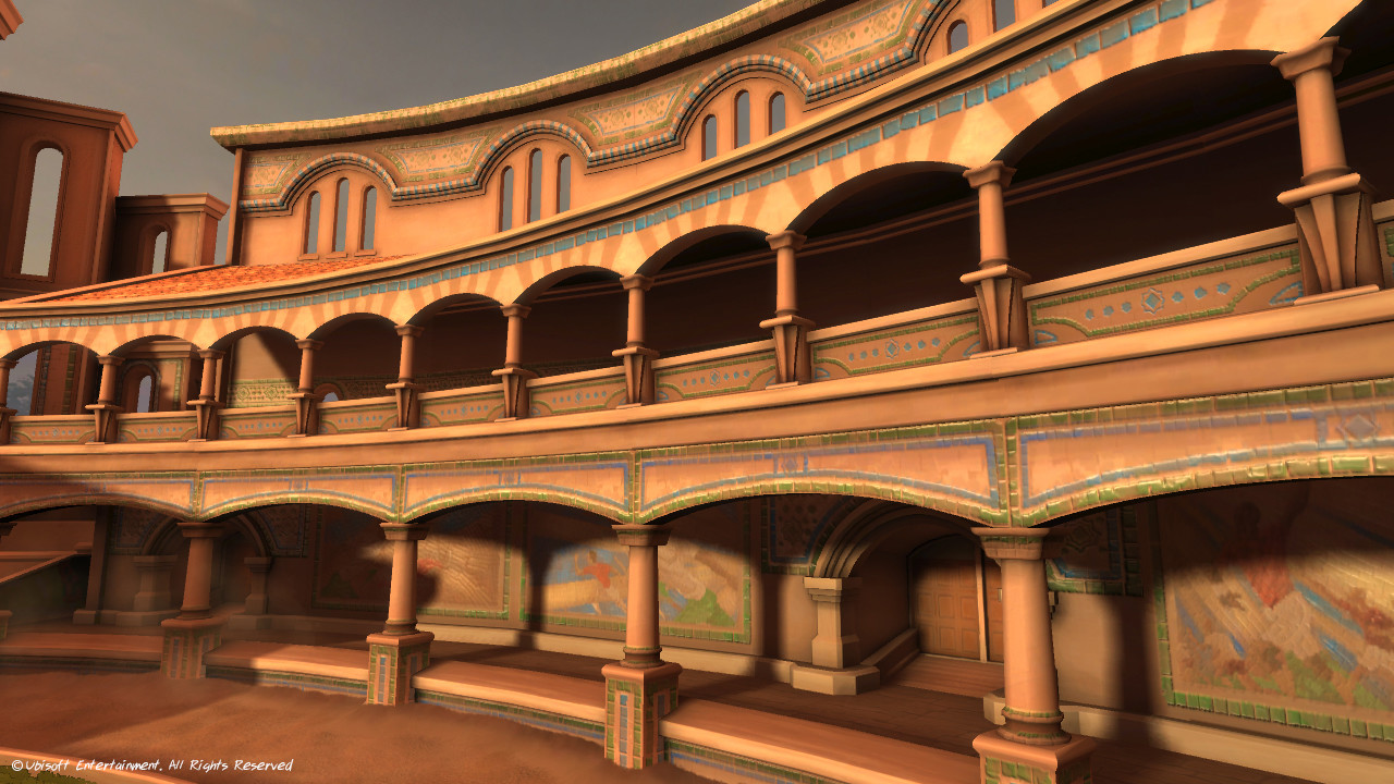 Bull Ring Venue (Textures only)