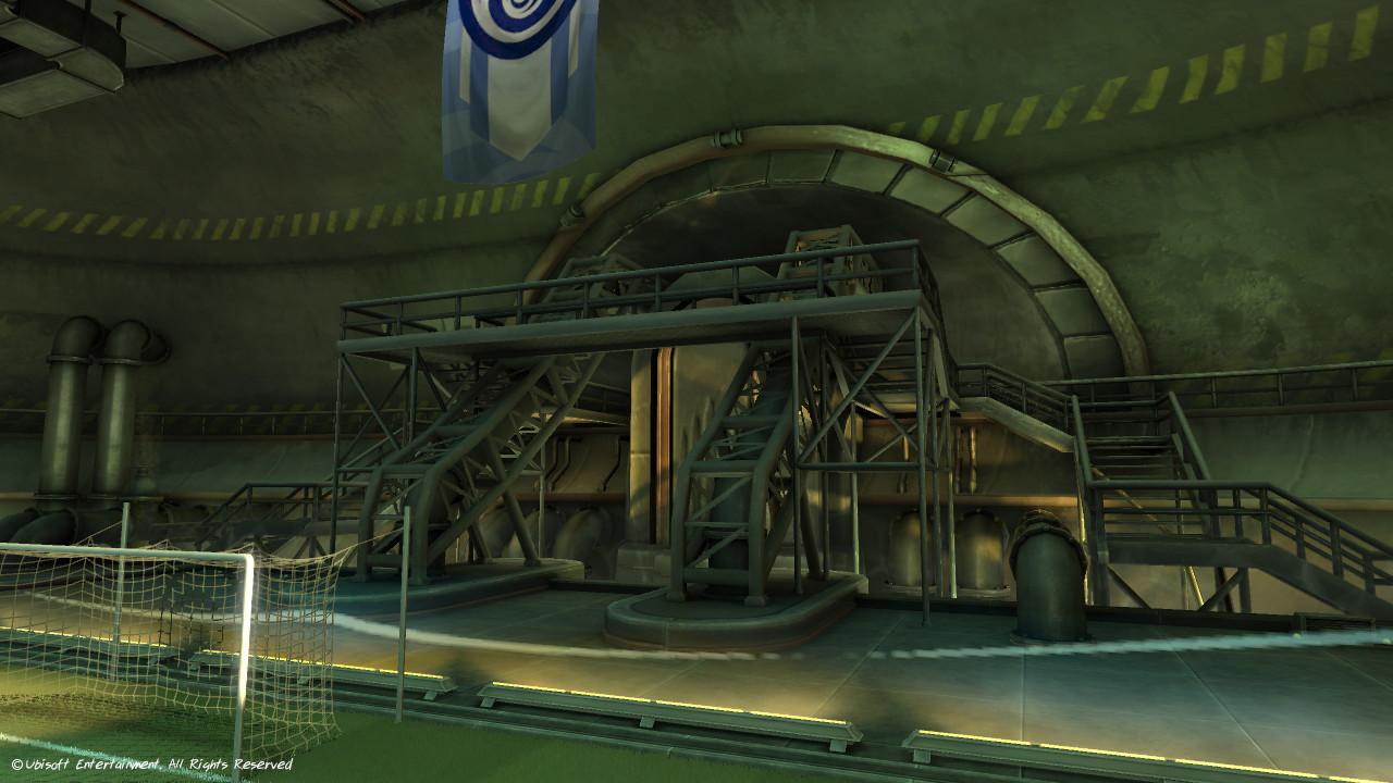 Underground Venue (Textures only)