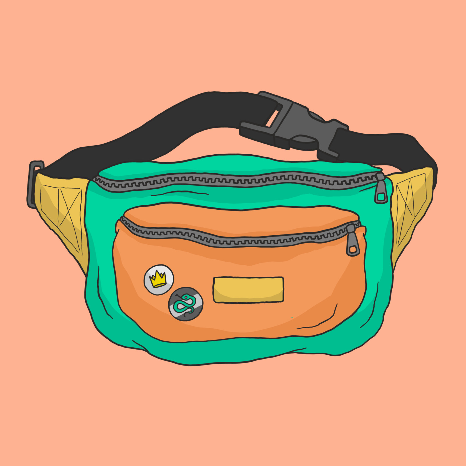 Boucho - Fanny Pack