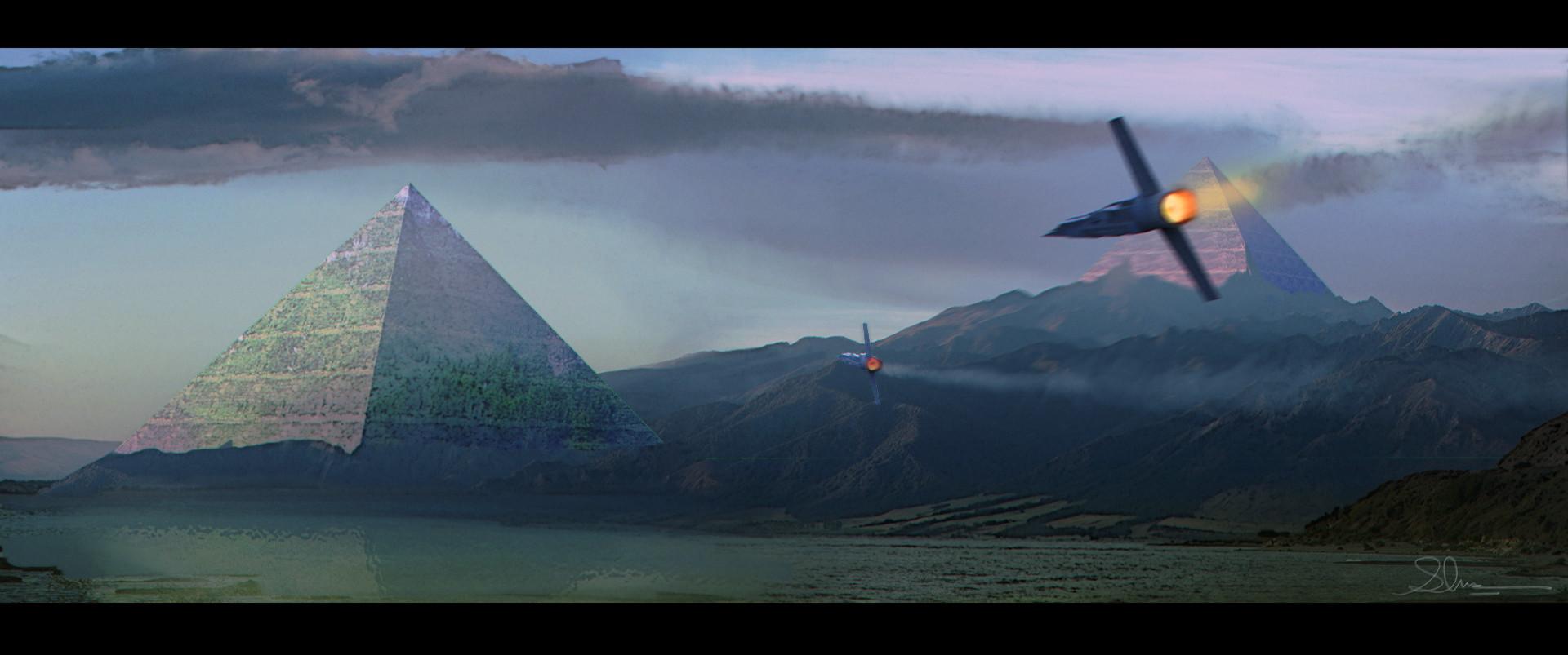 Shwetank shukla pyramid scene