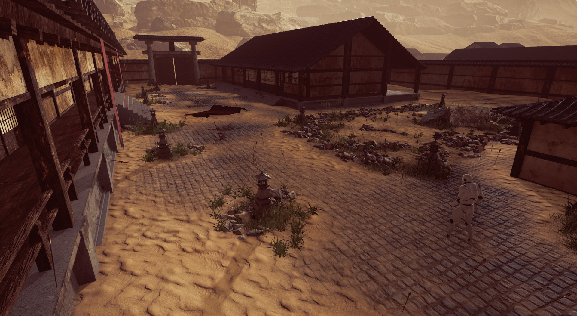 Courtyard Angle 2