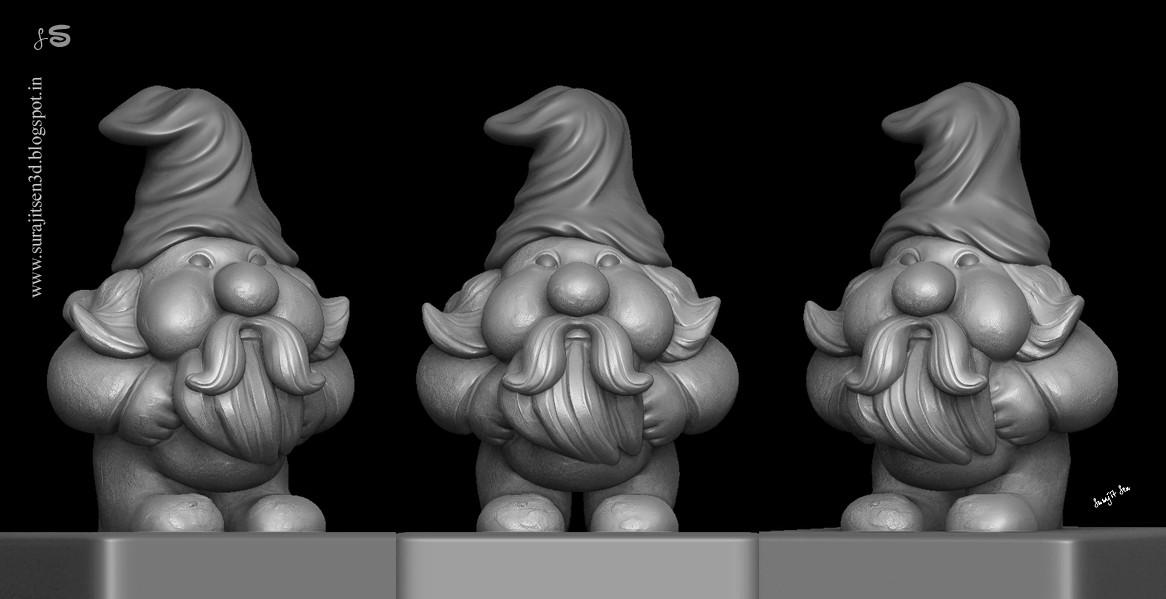 Surajit sen mumor dwarf speed sculpt by surajitsen 25102018 sculpt snaps
