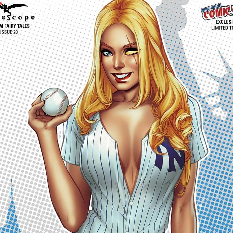 Grimm Fairy Tales #20