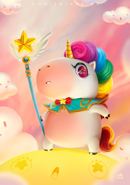 Healer Unicorn