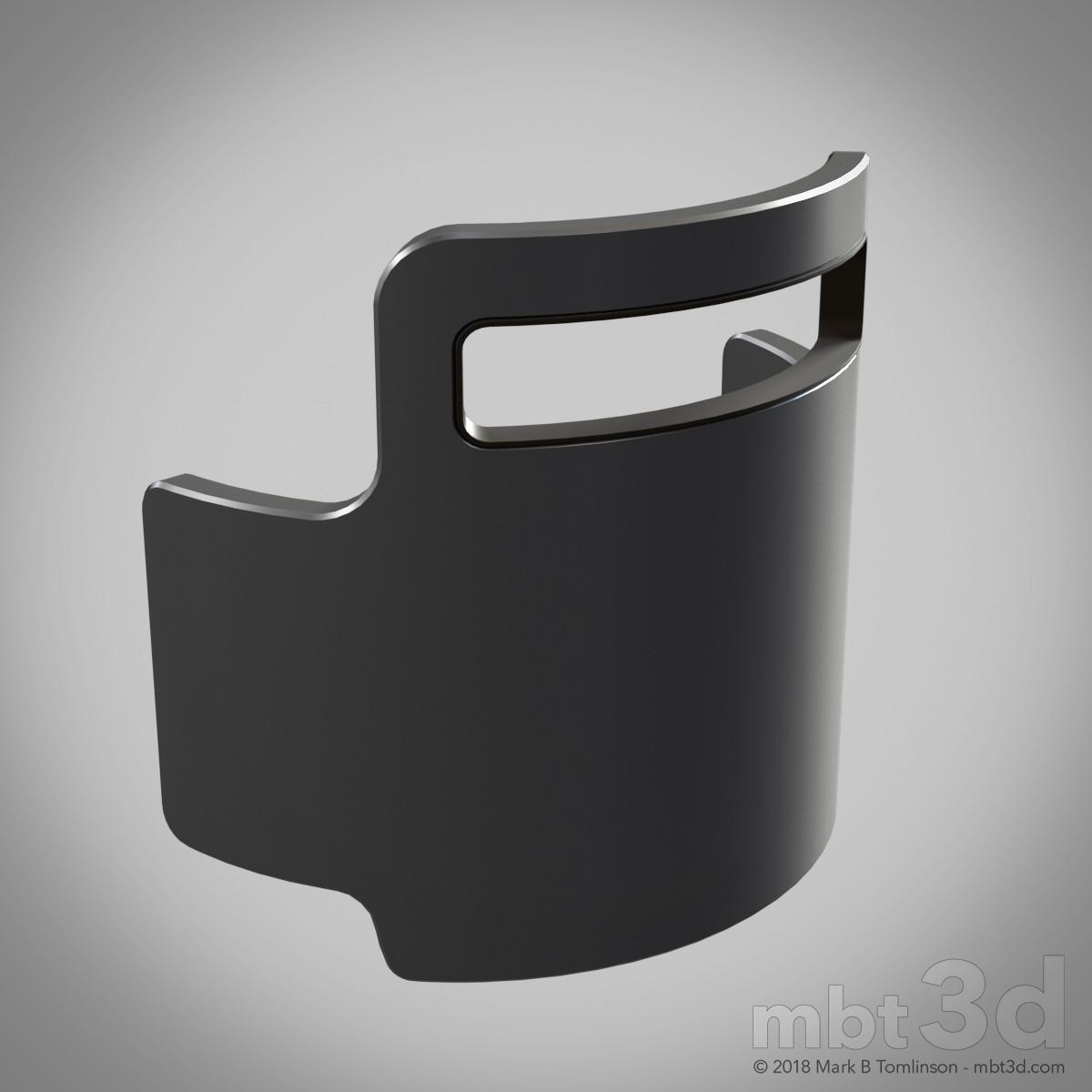 Box XII: Side Panel Bent