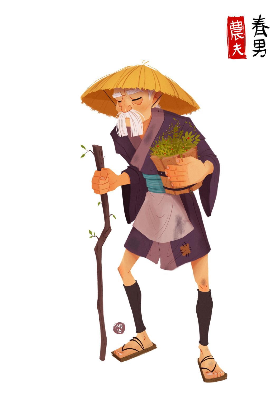 Haruo (peasant)