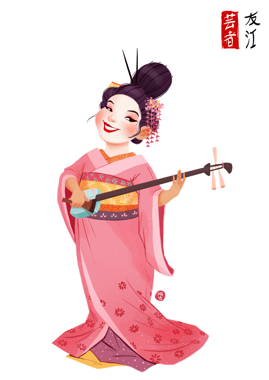 Tomoe (geisha)
