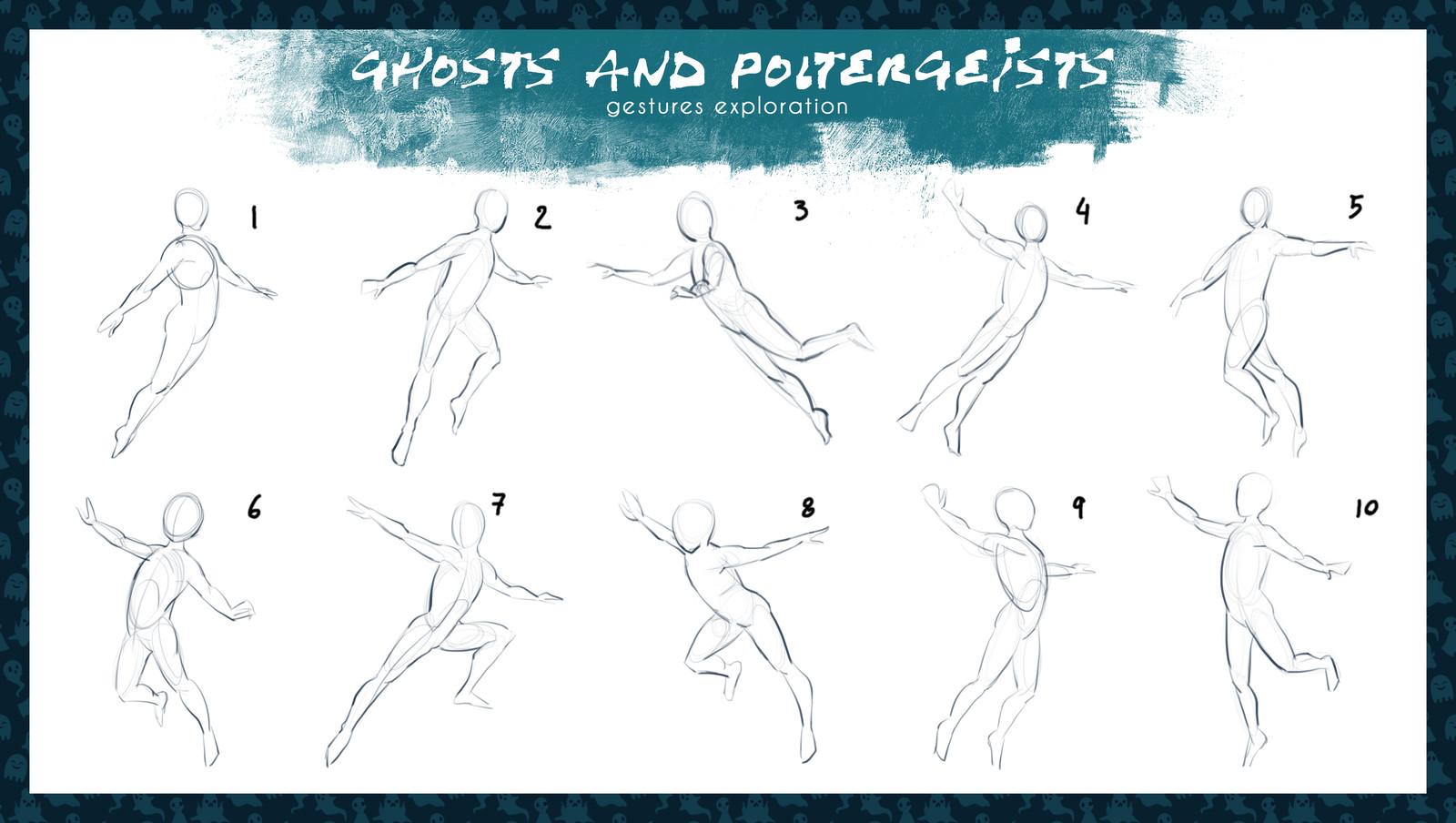 Gestures exploration