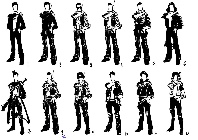 Elisa cella silhouette biker elisa cella