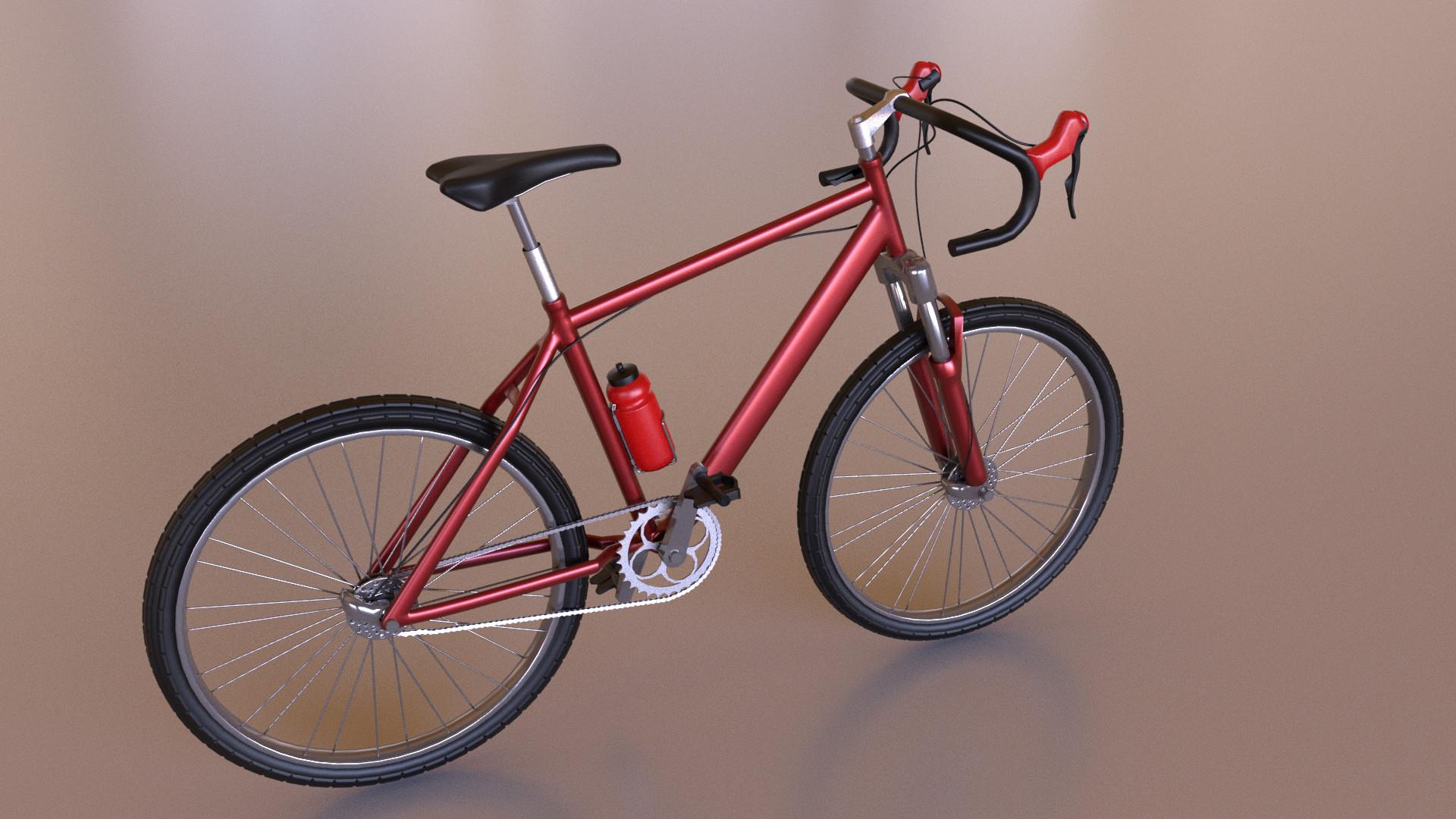 Rahul raj cycle render