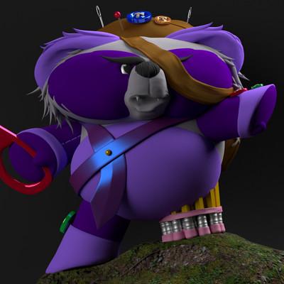 Patrick h t doyle puppetpirate color1