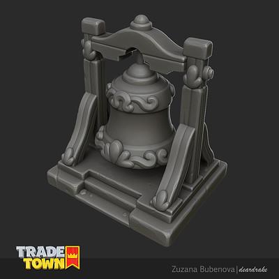 Zuzana bubenova bell