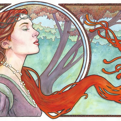 Scott christian sava 17 art nouveau