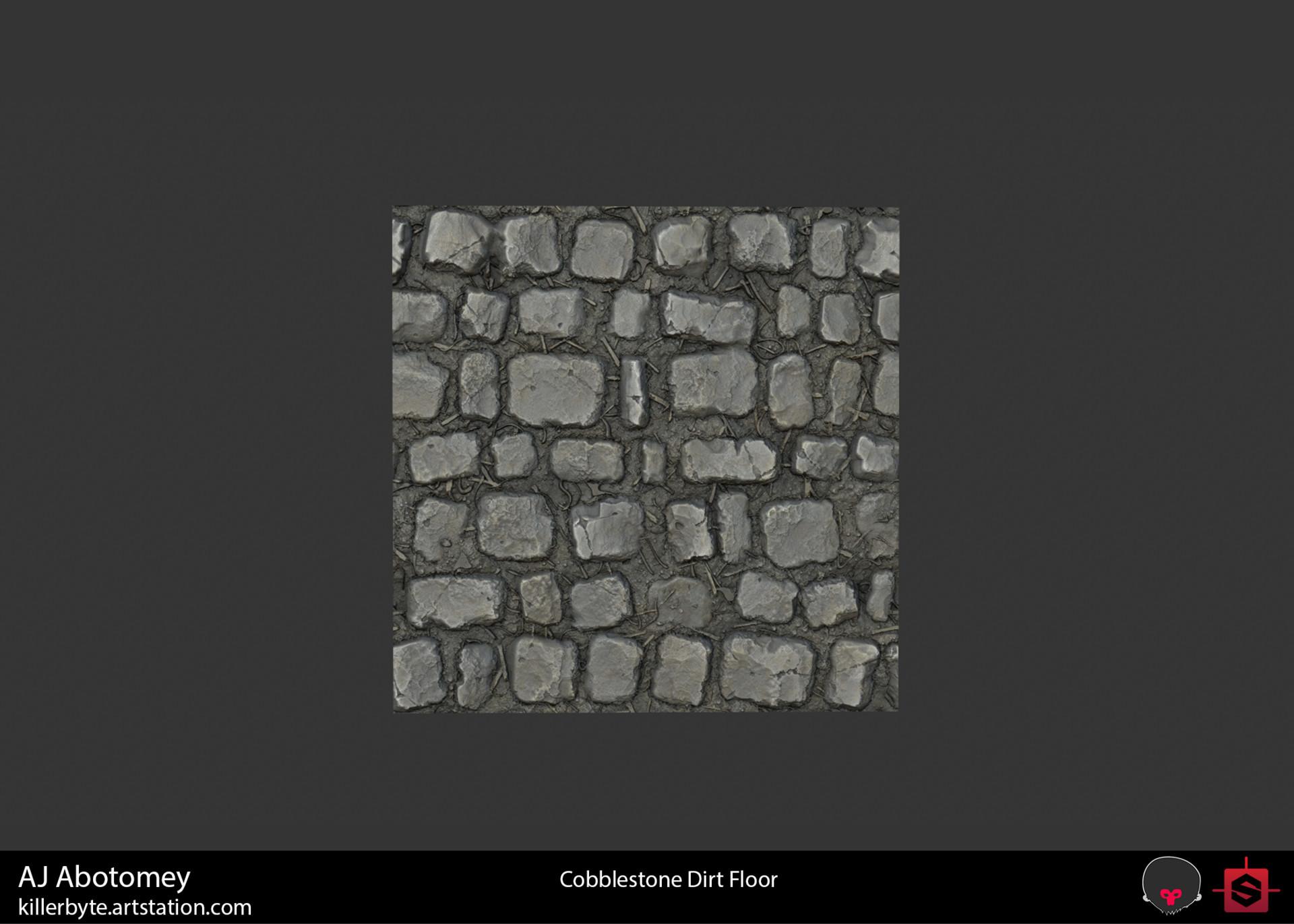 Aj abotomey cobblestone plane