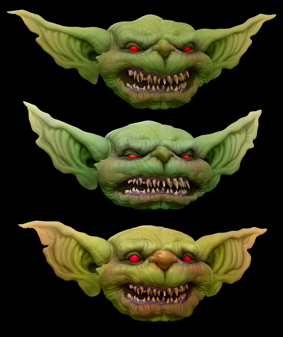 Dave wolf goblin variations
