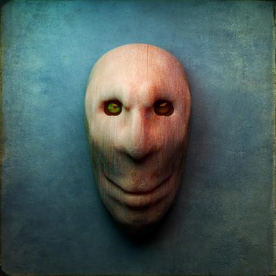 Vangelis choustoulakis mask