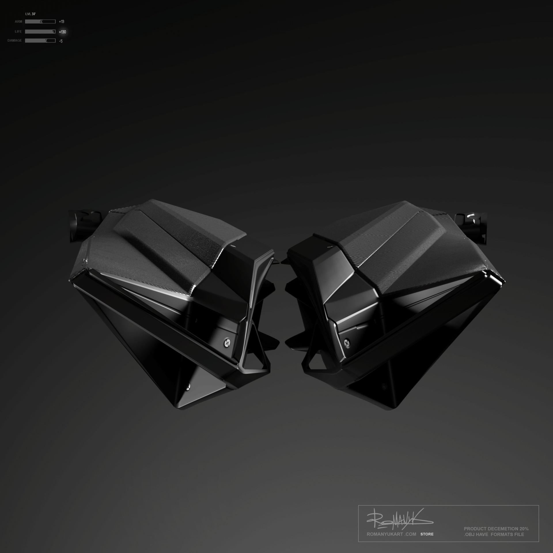 Yuriy romanyk backpack weapons0v1