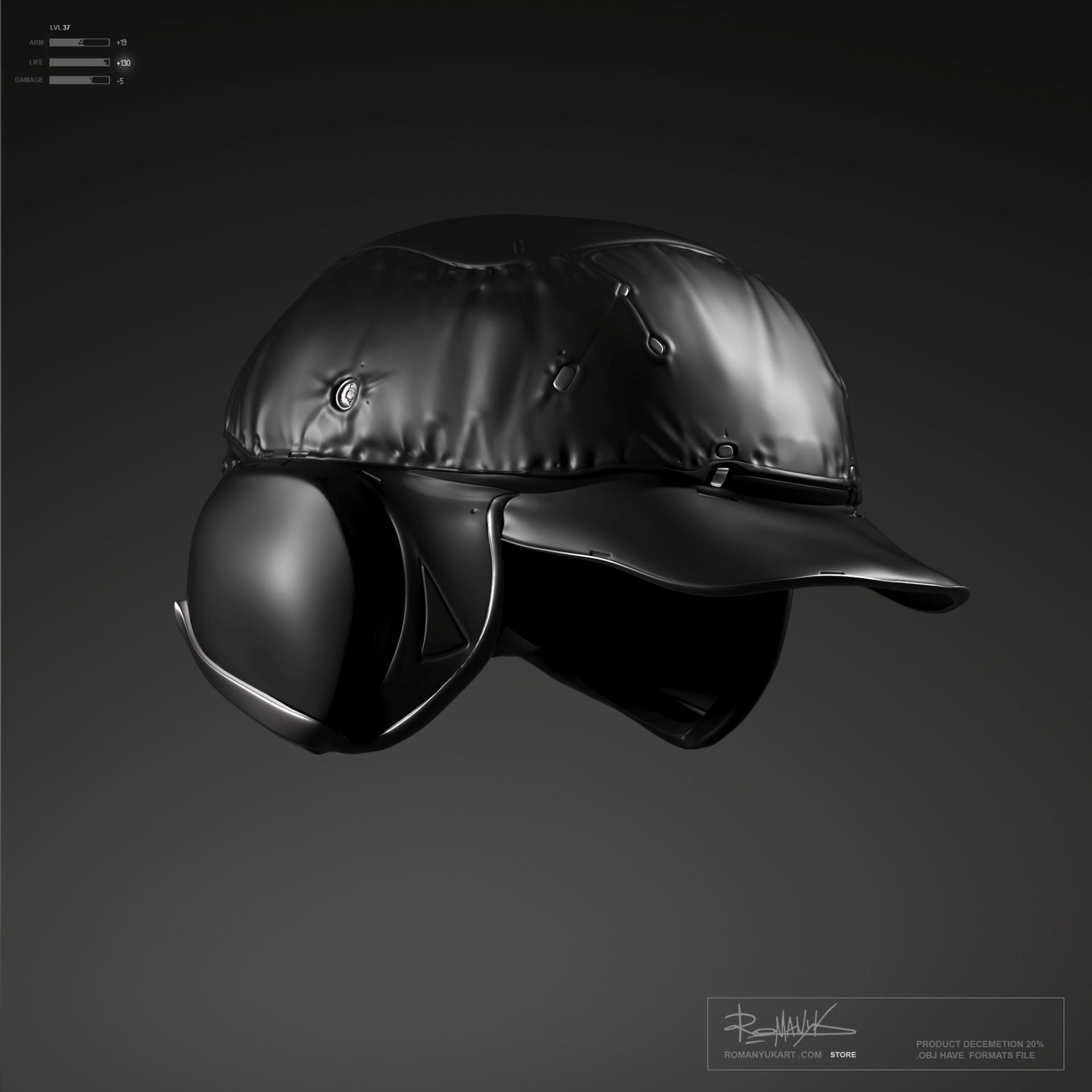 Yuriy romanyk helmet1s22