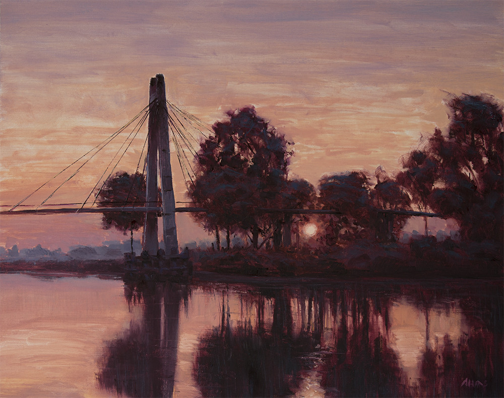 Arthur haas morning bridge small