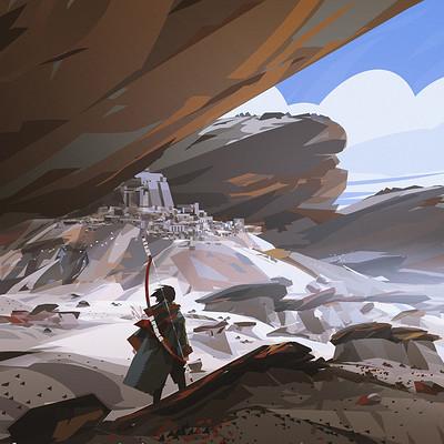 Yun ling desert 2