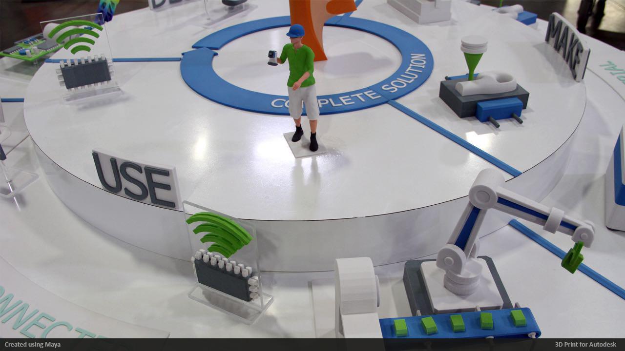 Autodesk Fusion 360 3D print