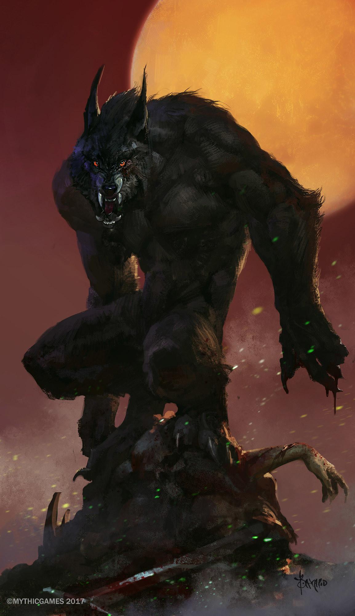 Bayard wu werewolf 04