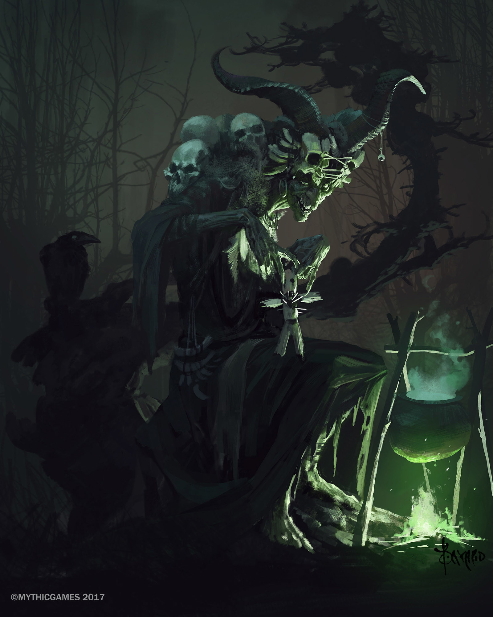 Bayard wu witch 04