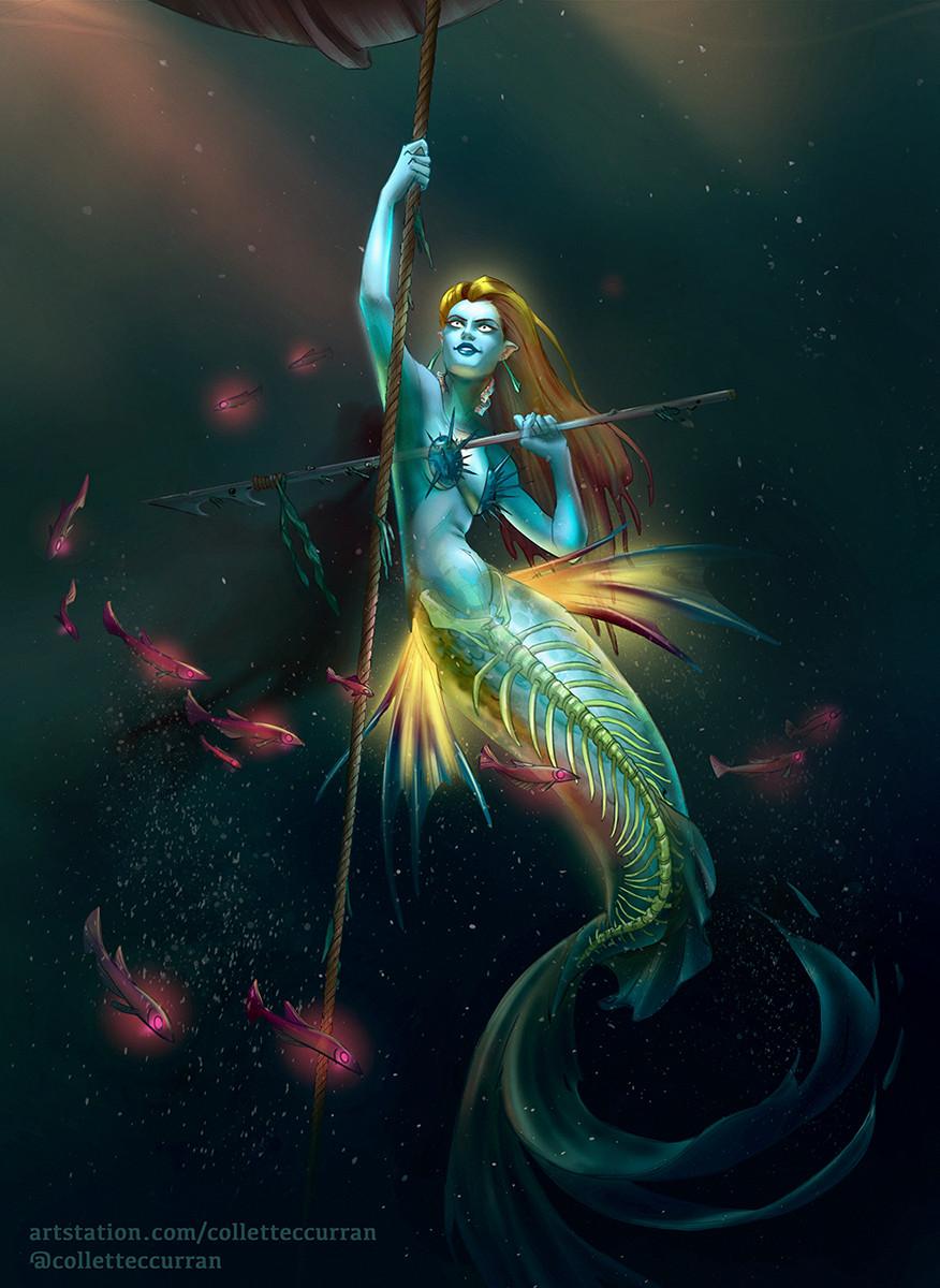 Collette curran ccurran mermaidghost