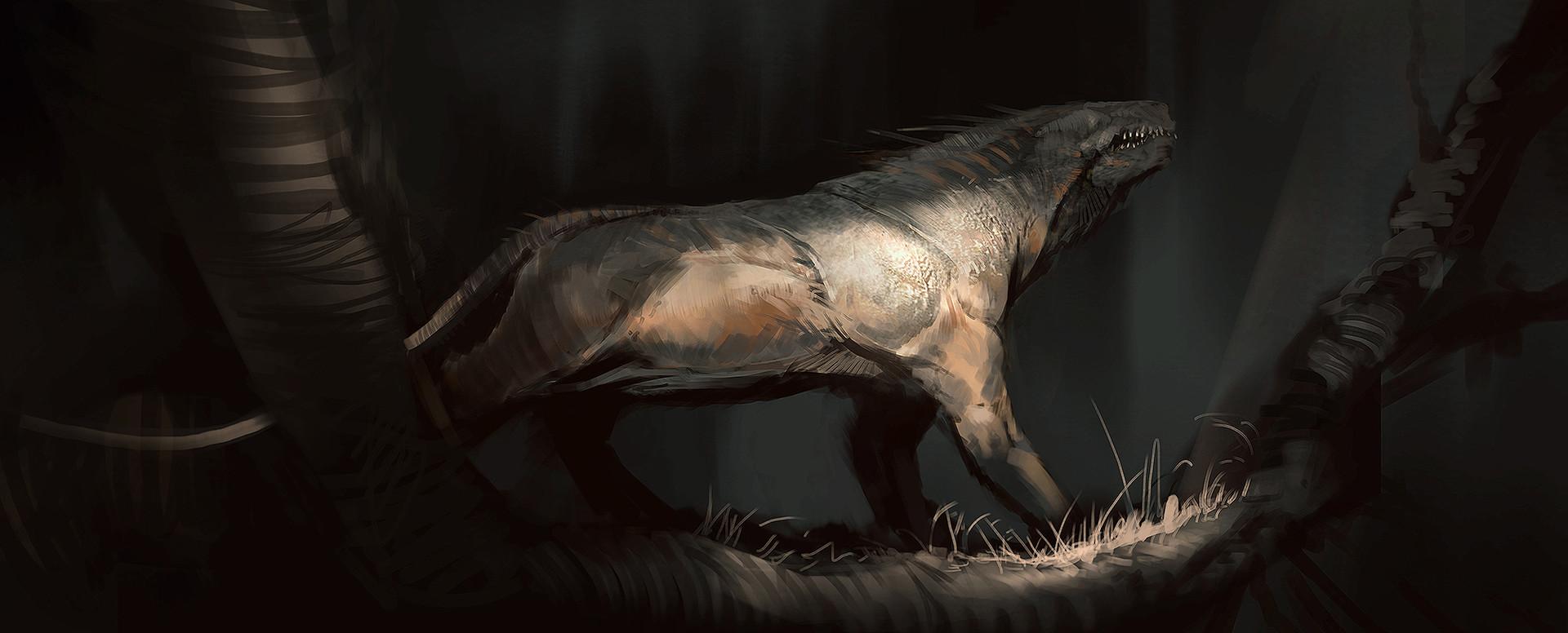 Andrea chiampo creature sketch 0 2k