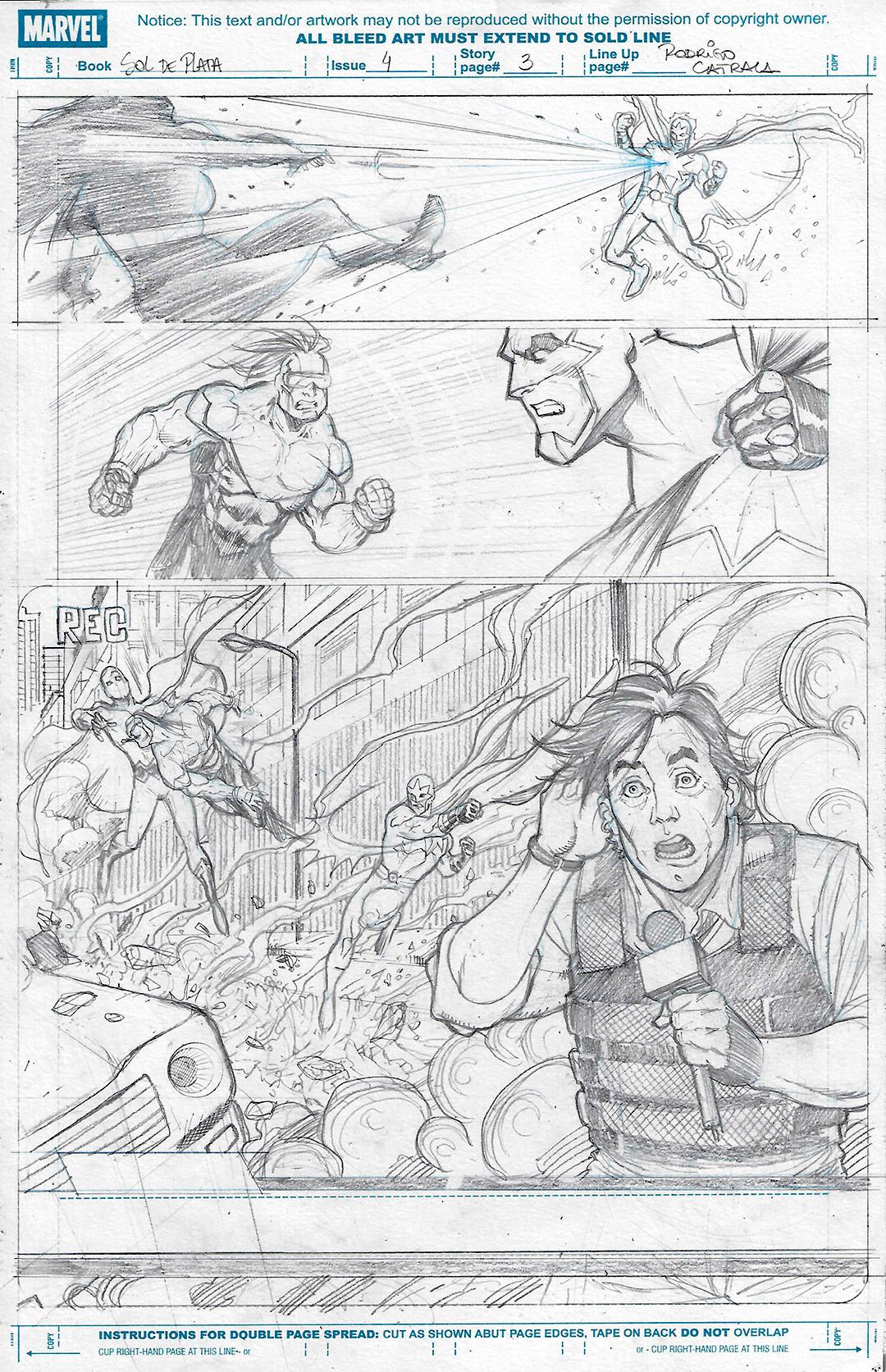 Rodrigo catraca sol de plata page 3 pencils