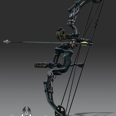 Bruce glidewell bruce glidewell sniper bow