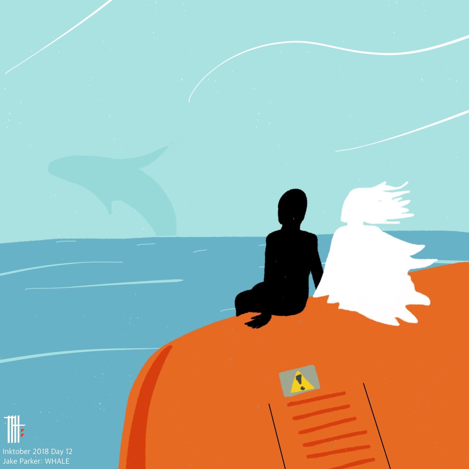12: Whale