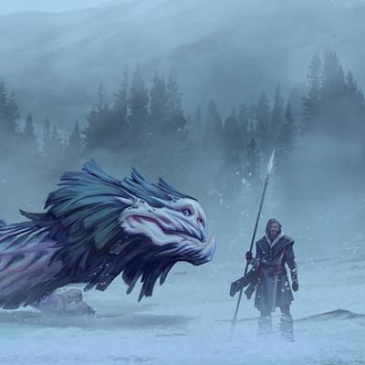 Bruce glidewell dragon