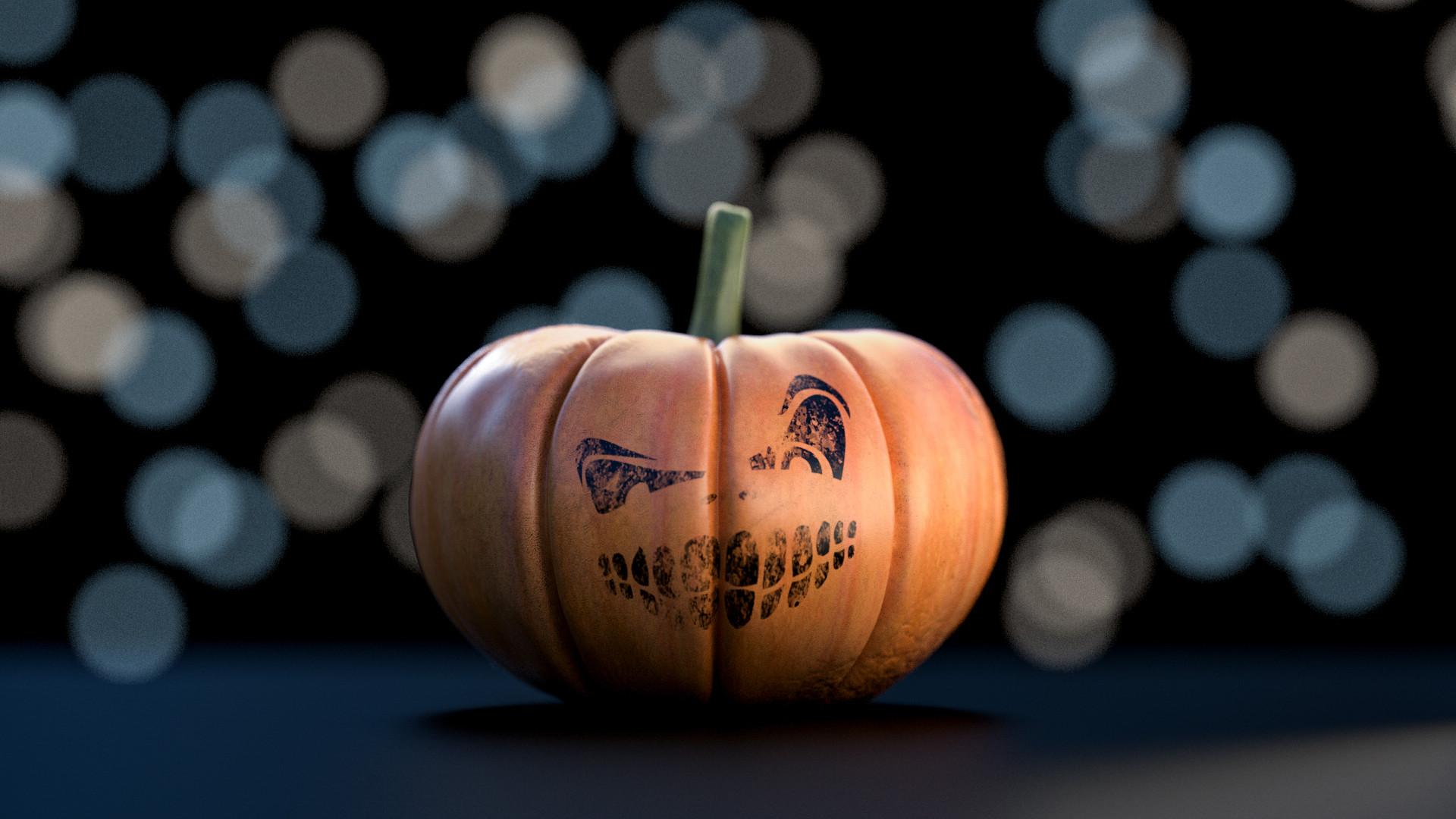 Michelangelo girardi pumpkin redshift