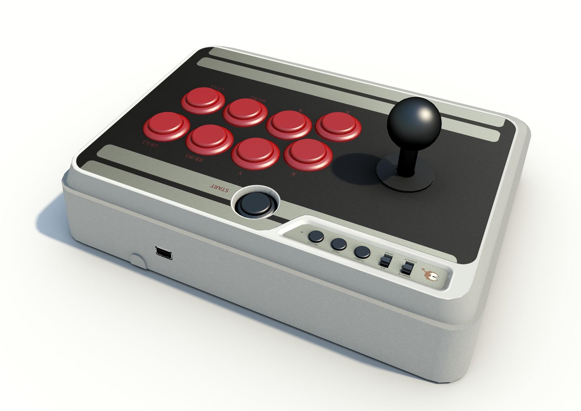 Bryan Ho - 8Bitdo N30 Arcade Stick