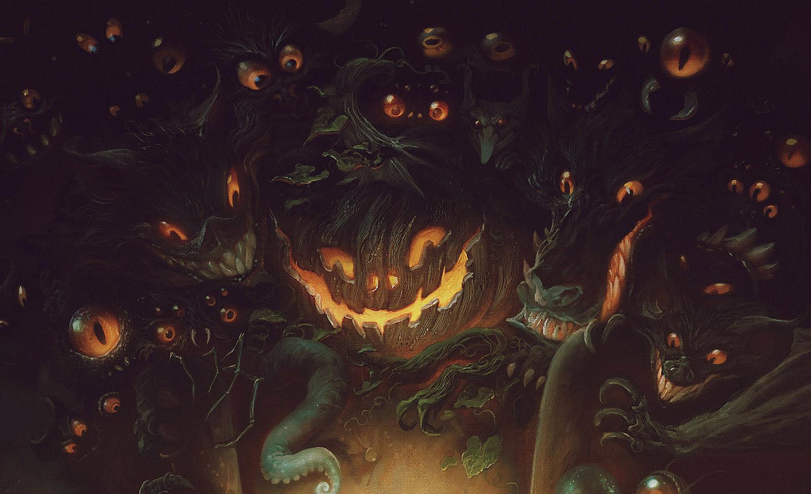 """Ghost Stories"" Detail"