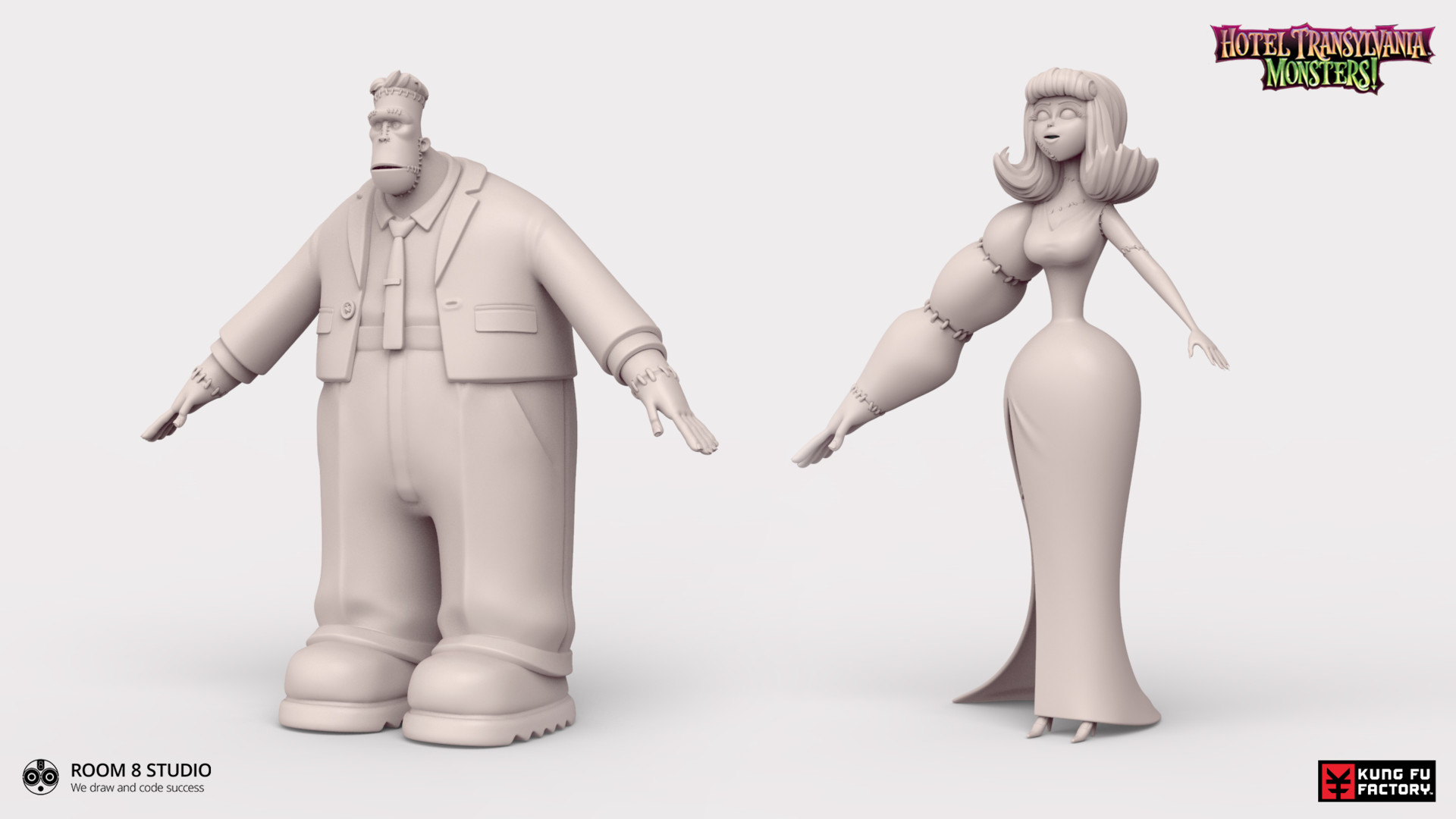 high poly models