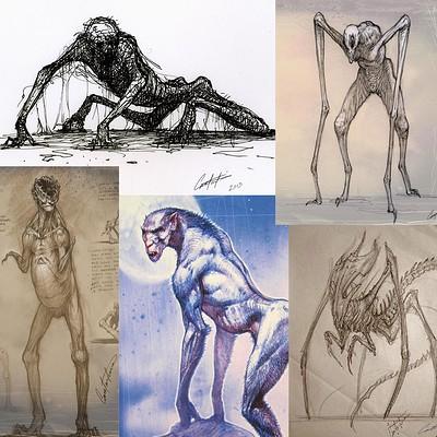 Constantine sekeris creepy sketchesa