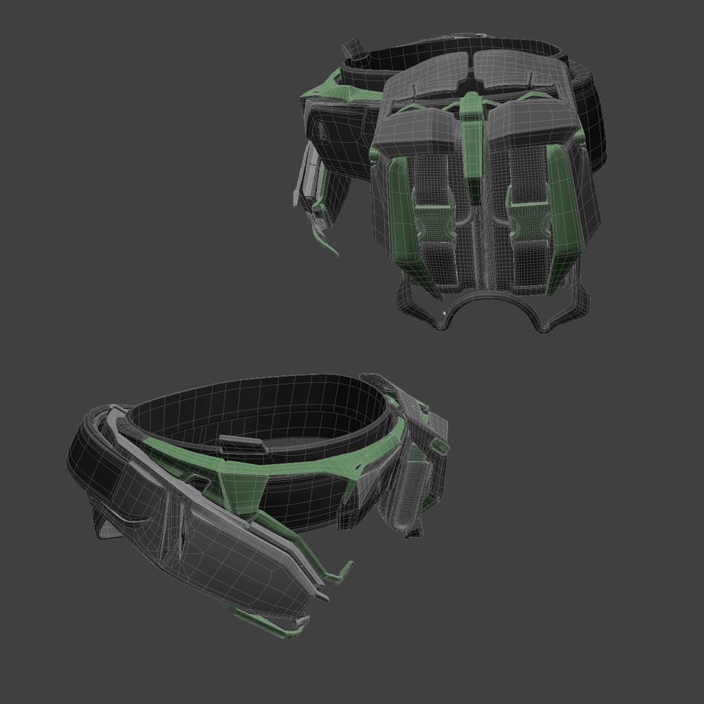 Yuriy romanyk belt spider22 box 1012