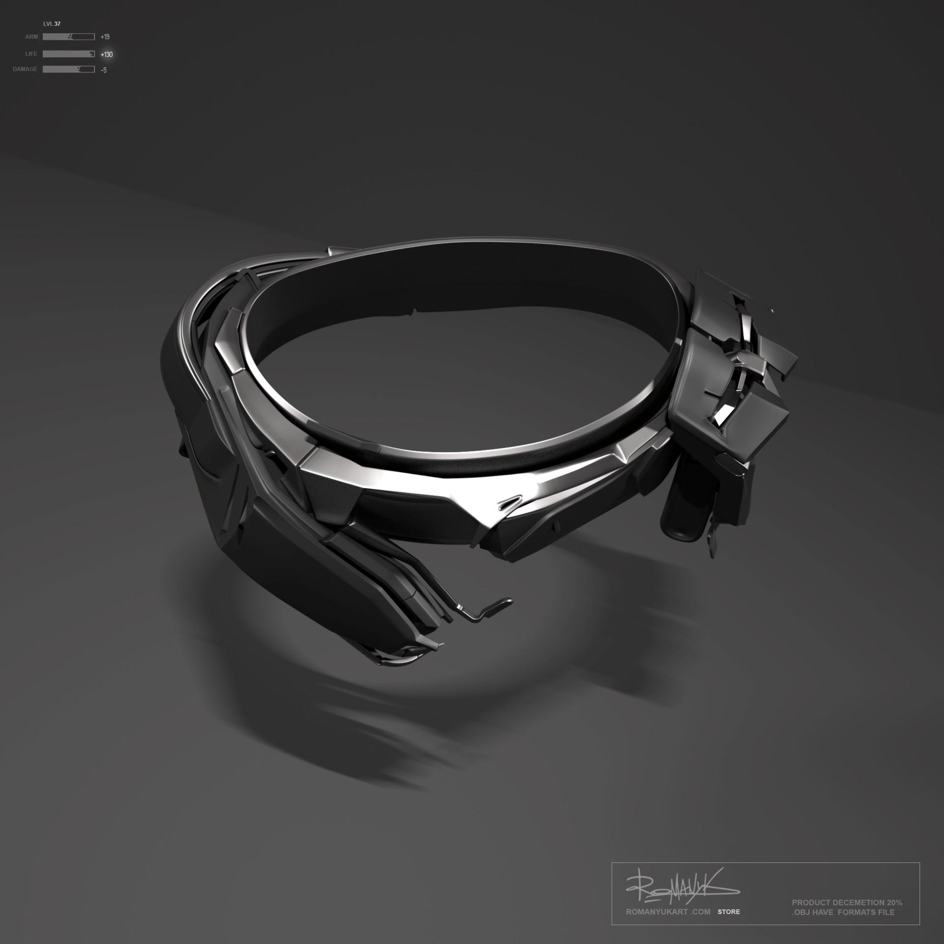Yuriy romanyk belt spider 10d1