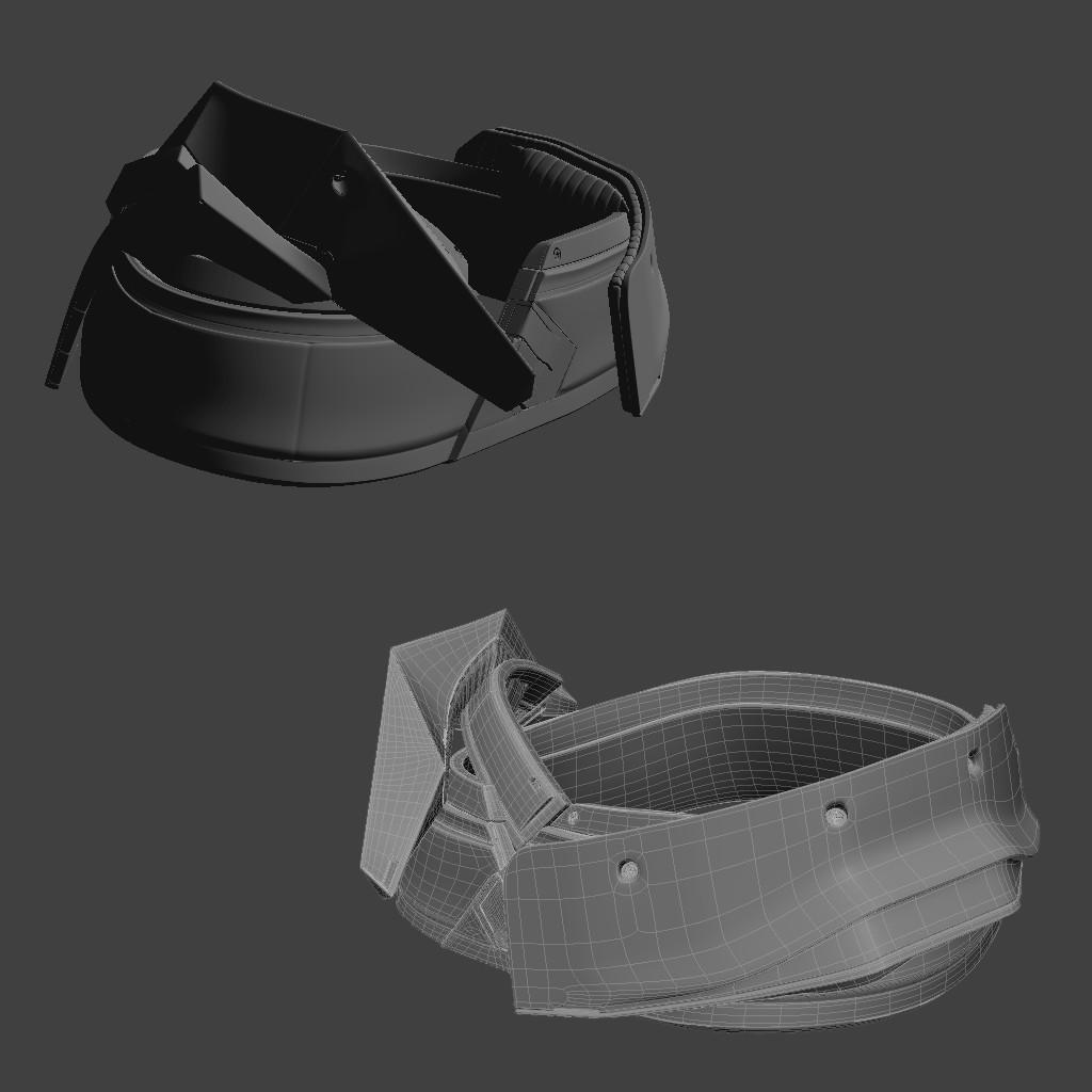 Yuriy romanyk box belt 02131