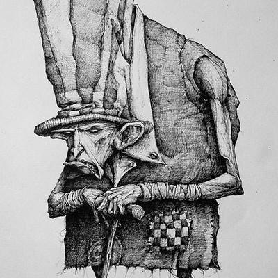 Filip burburan sketchbook doodles 1 1