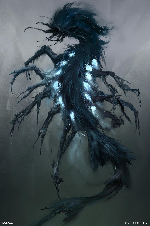 Artstation Destiny 2 Forsaken Early Riven Concepts