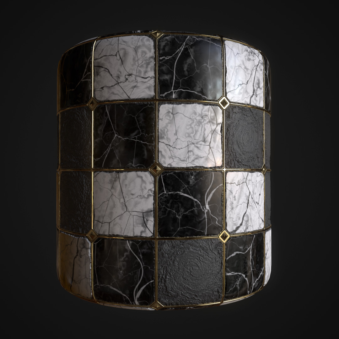Marble Tile (Tutorial)