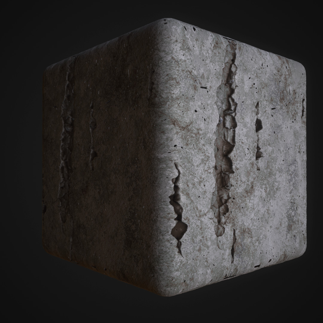 Industrial Concrete (Tutorial)