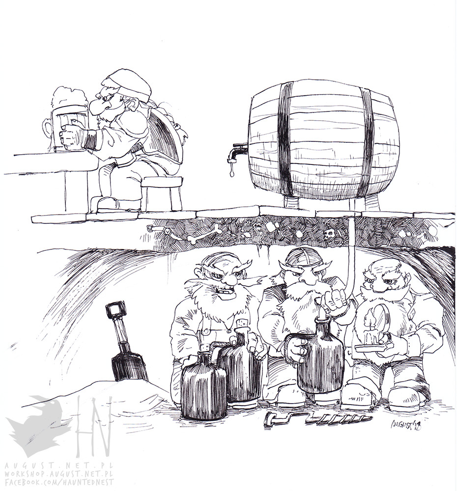 Day 21 - Drain.