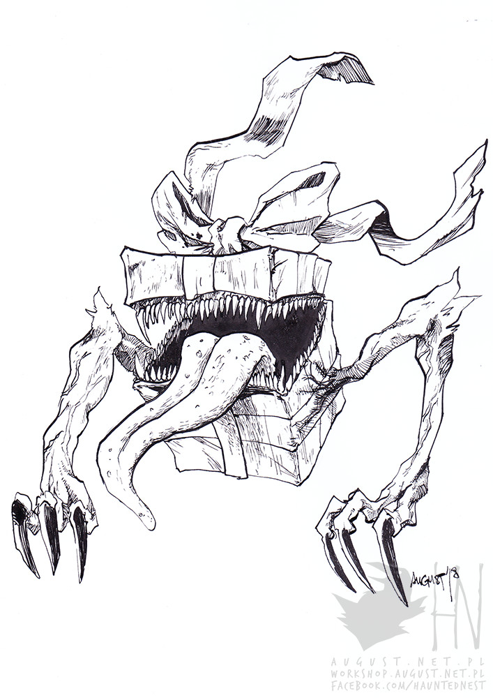 Day 28 - Gift.