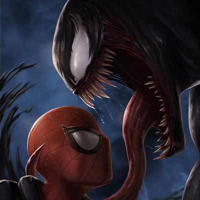 Sam delatorre 137 venom vs spiderman